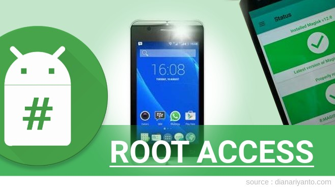 Tips Root SPC Mobile S11 Selfie Paling Simpel